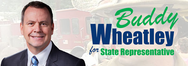 Buddy Wheatley for State Representative