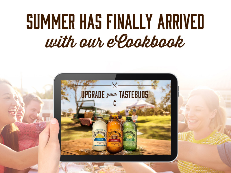Summer has finally arrived with our eCookbook
