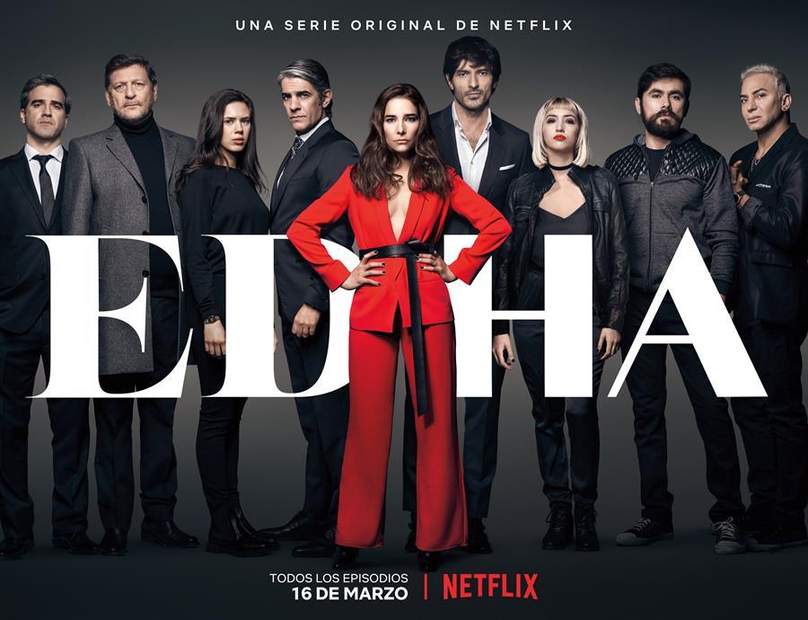 Salió el trailer de Edha, la primera serie argentina de Netflix