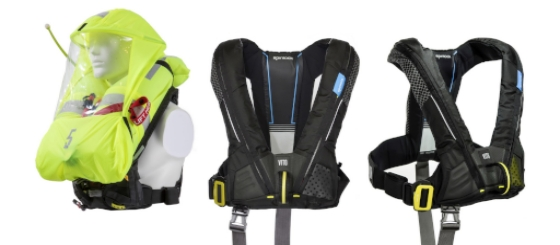 VITO lifejacket line up