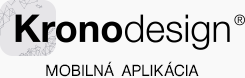 Kronodesign® Mobilná aplikácia