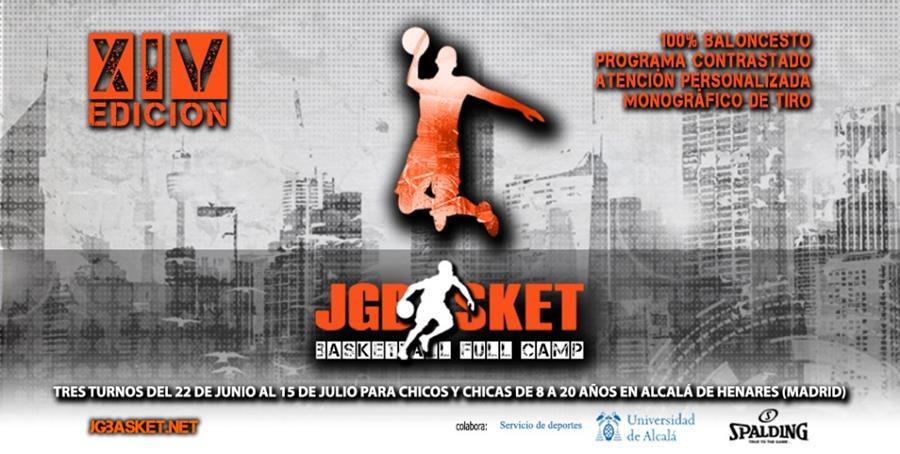 Ir a ver información del XIV Campus JGBasket