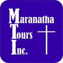 Maranatha Tours Inc.