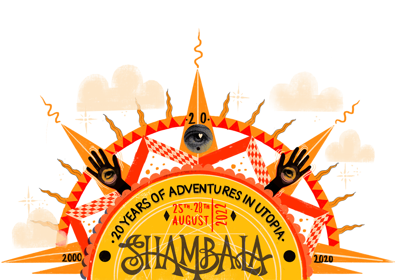 Shambala Festival: Camp Kin: Come camping with us this Summer: Bookings are live! 1
