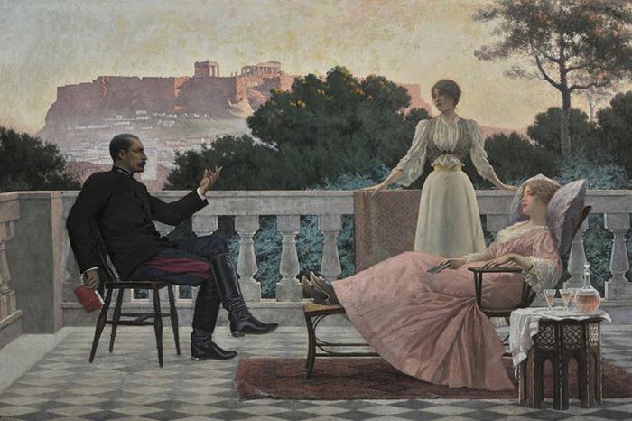 Paris – Athens: The Birth of Modern Greece, 1675–1919
