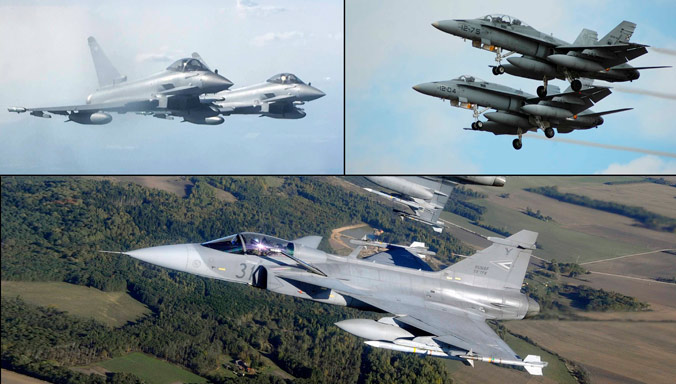 Hungary to lead NATO's Baltic Air Policing, joined by Spain and the United Kingdom