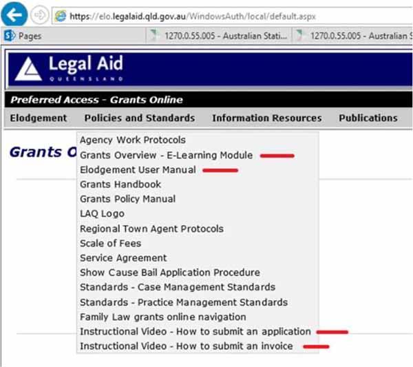 Grants-online-screenshot