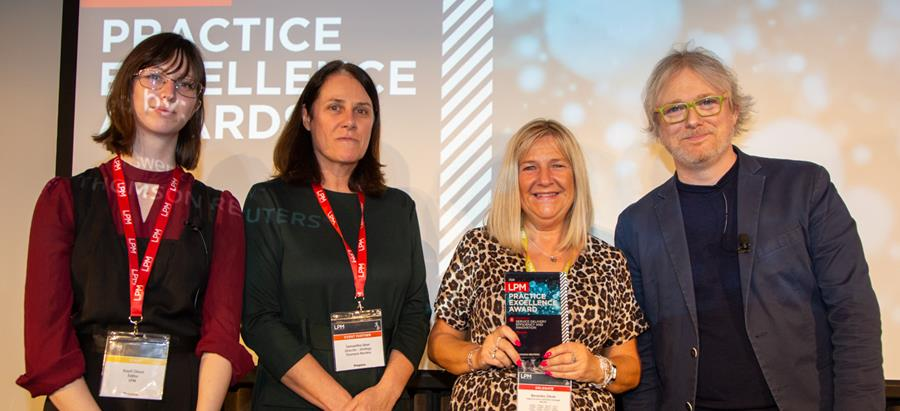 LPM Practice Excellence Awards2020