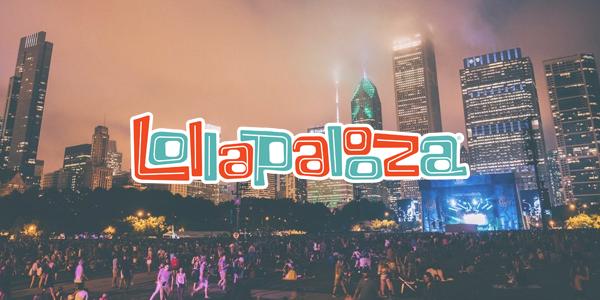 Watch Lollapalooza's Live Stream on Rabbit!