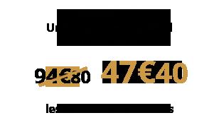 47€40