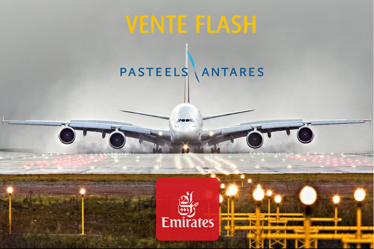 Vente Flash Emirates