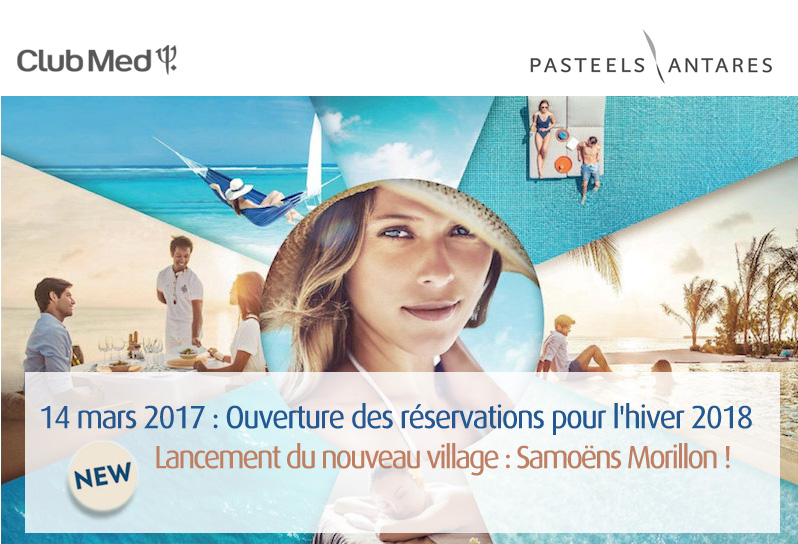 Club Med : Hiver 2018