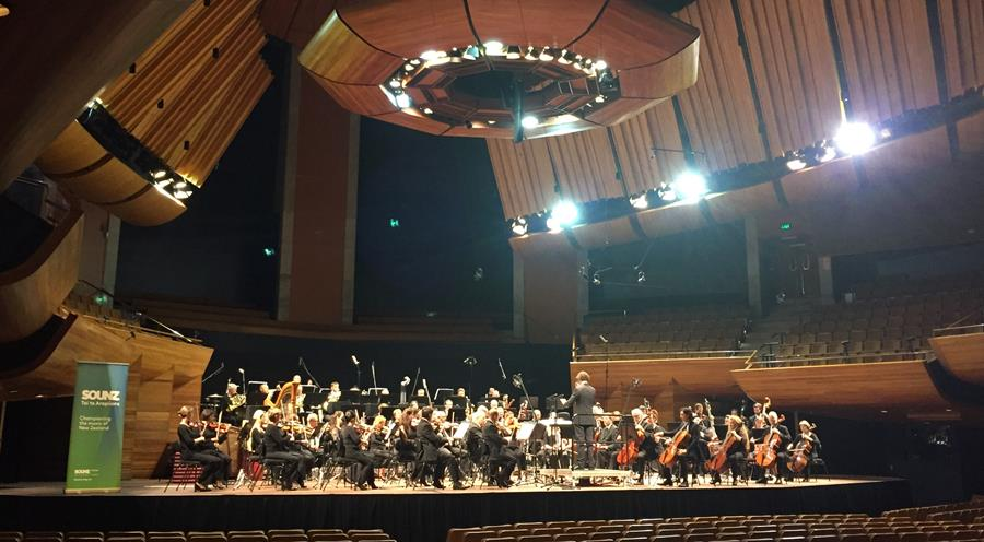 NZ Composer Sessions