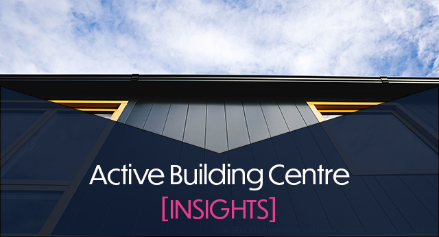 Active Building Centre. Insights.