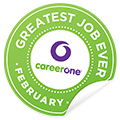 Greatest Job Ever February