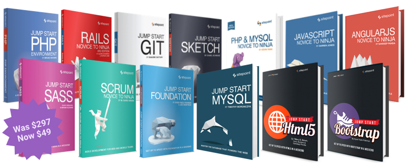 24 hours only. Save $248 on the ultimate full stack web development bundle.