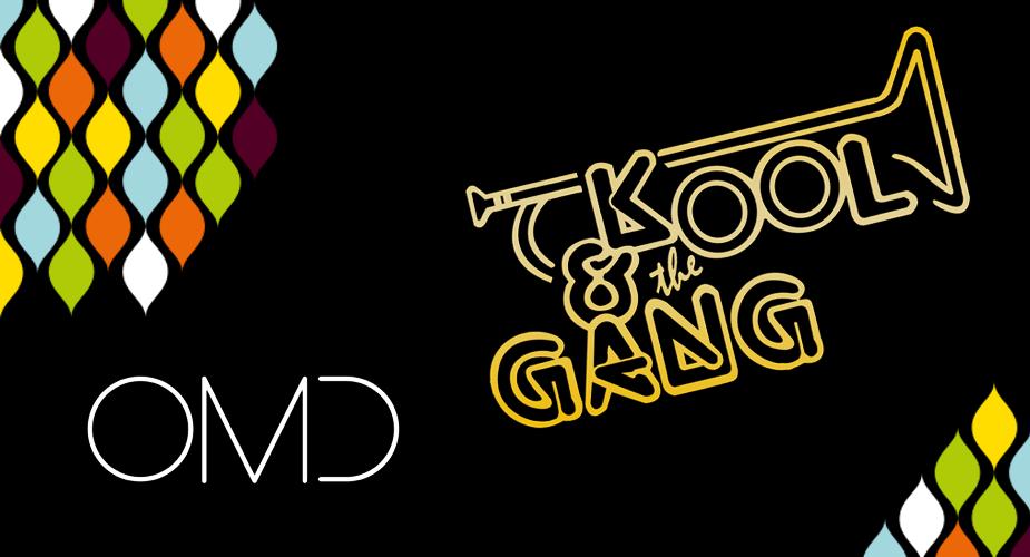 Kool & the Gang + OMD