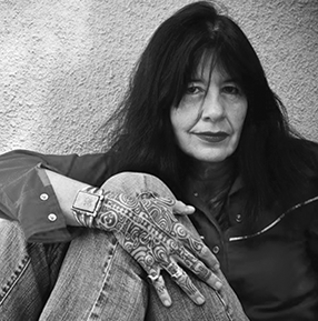 Joy Harjo. Photo credit: Karen Kuehn