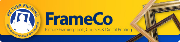 FrameCo - Picture Framing Tools, Courses & Digital Printing