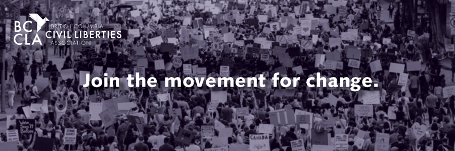 Join the movement for change.
